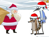 Thumbnail of Regular Show Christmas Competition