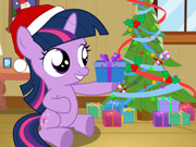 Thumbnail of Twilight Sparkle Christmas Day