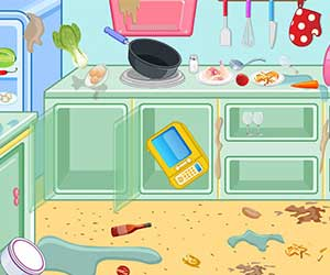 Thumbnail of Kitchen Restaurant Clean Up 2