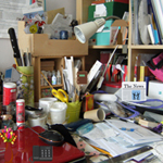 Thumbnail of Messy Office Room