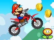 Mario Acrobatic Bike  thumbnail