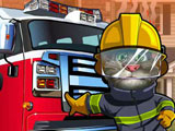 Tom Cat Become Fireman thumbnail