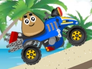 Pou Beach Ride  thumbnail