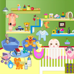 Thumbnail of  Baby Room Hidden Objects