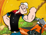Thumbnail of  Popeye Finding Olive