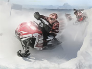 New Snowmobile Winter Racing thumbnail
