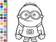 Thumbnail of Color Baby Minion