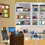 Thumbnail of Office Room Hidden Objects
