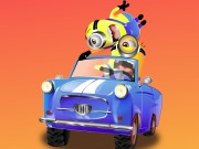 Thumbnail for Minions Crazy Racing