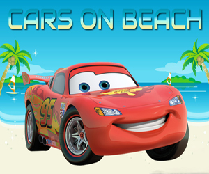 Cars On Beach thumbnail