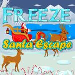 Thumbnail of Freeze Santa Escape
