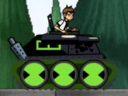 Thumbnail of Ben 10 Tank Battle