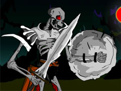 Thumbnail of Skeleton King Ghost Land