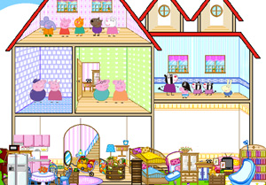 Peppa Pig Toy House thumbnail