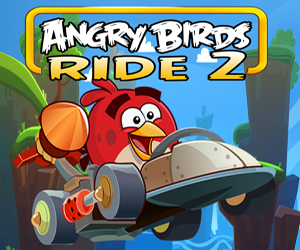 Thumbnail of Angry Birds Ride 2