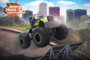 Thumbnail of Monster Truck Ultimate Playground