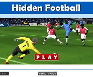 Hidden Football thumbnail