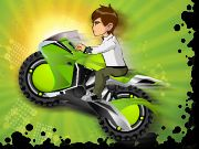 Ben 10 Bike Adventure  thumbnail