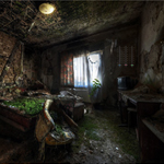 Thumbnail of Escape from Abandoned Rooms