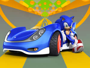 Sonic Racing Puzzle thumbnail