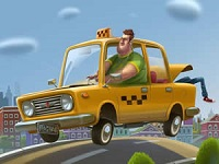 Thumbnail of Jumping Taxi Jigsaw