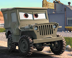 Sarge Cars Puzzle thumbnail