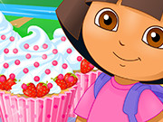 Thumbnail of Explore Cooking with Dora