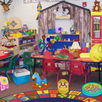 Thumbnail of Messy Kindergarten Objects-2