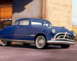 Thumbnail of Doc Hudson Cars Puzzle
