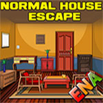 Thumbnail of Normal house escape