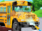School Bus Car Wash thumbnail