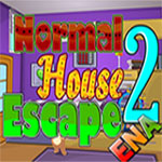 Thumbnail of Normal House Escape - 2