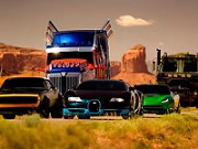 Transformers Cars Jigsaw thumbnail