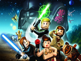 Lego Star Wars puzzle thumbnail
