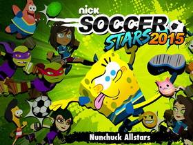 Thumbnail of Nickelodeon Soccer Stars Puzzle