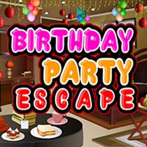 Thumbnail of  Birthday Party Escape