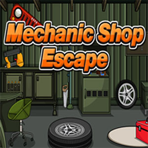 Thumbnail of Mechanic Shop Escape