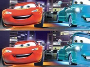 Thumbnail for Disney Cars Differences