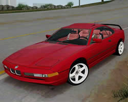 Thumbnail for BMW 850i Puzzle