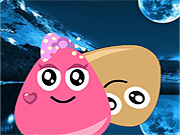 Thumbnail of Pou And Princess Night Adventure