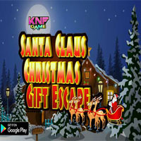 Thumbnail for Knf Santa Claus Christmas Gift Escape