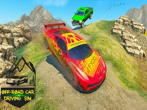 Thumbnail for Offroad Car Driving Simulator Hill Adventure 2020