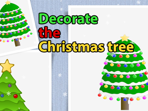 Thumbnail of Decorate the Christmas Tree