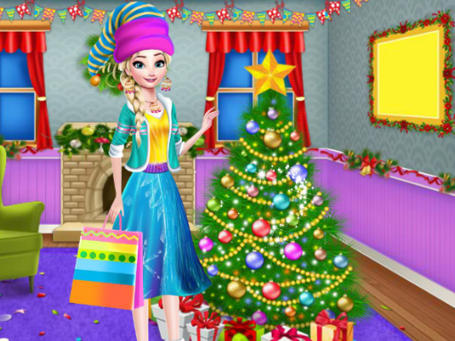 Thumbnail of Christmas Tree Decoration and Dress Up