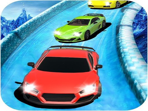 Water Slide Car Racing Sim thumbnail