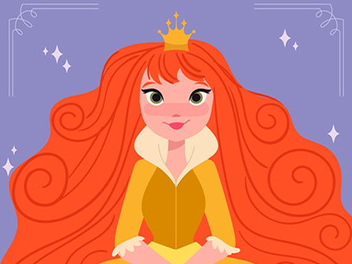 Little Princess Jigsaw thumbnail
