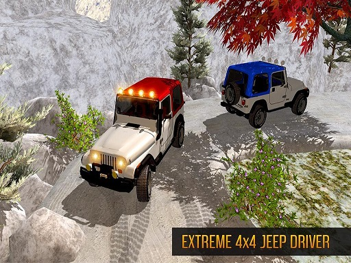 Hill Tracks Jeep Driving Game thumbnail