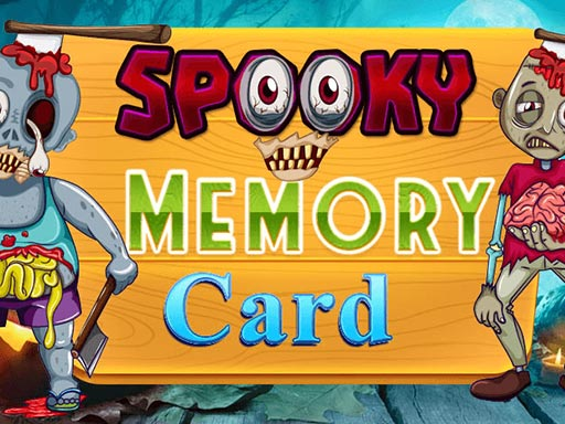 Thumbnail of Spooky Memory Card