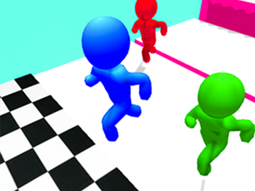 Thumbnail of Stickman Race 3D