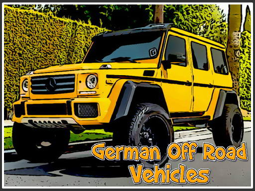 German Off Road Vehicles thumbnail
